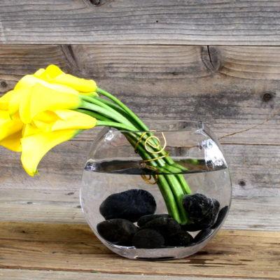 Cala lily floral arrangement