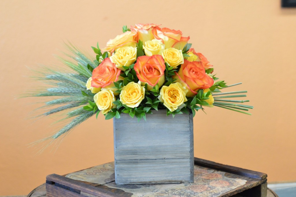 Pick of the Patch Floral Arrangement