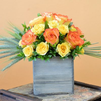 Pick of the Patch Floral Arrangement