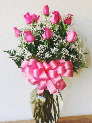 Roses-Dozen kisses