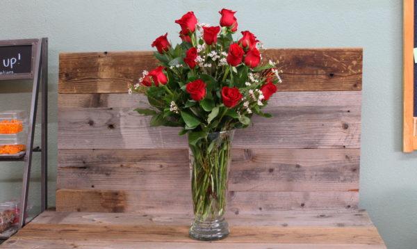 Valentine's Day 2 Dozen Roses