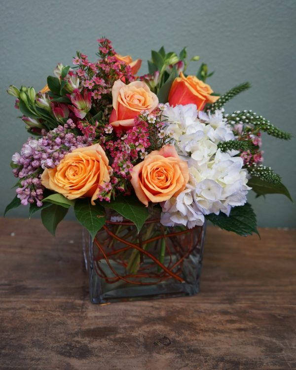 Fresh flowers gift flower delivery
