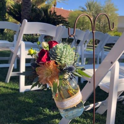 Why succulents make the best wedding centerpieces