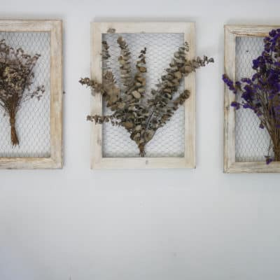 7 creative uses for your beautiful dried flowers