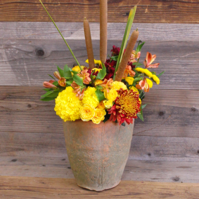 Five tips for making your own Thanksgiving flower arrangements